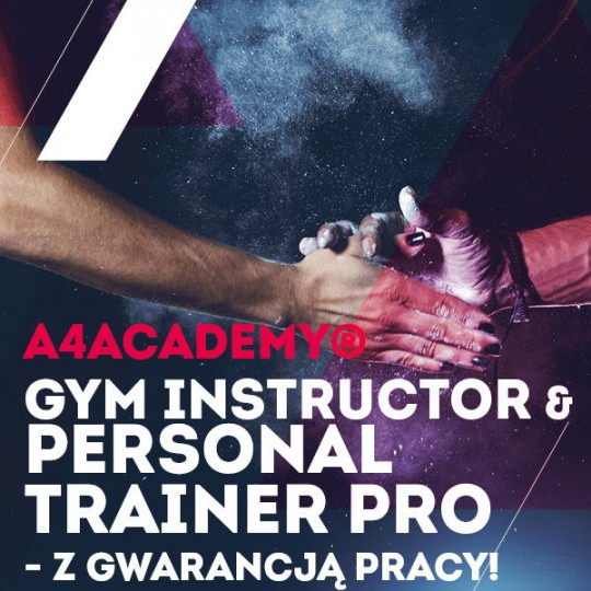 A4ACADEMY® GYM INSTRUCTOR & PERSONAL TRAINER PRO