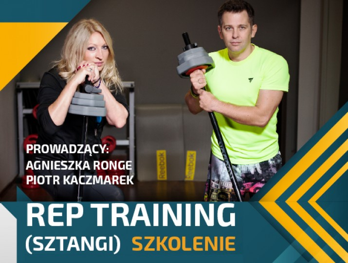 REP TRAINING /sztangi/